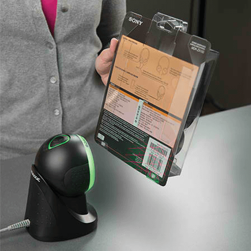 work Cobalto CO5300 presentation laser scanner