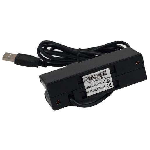 Mini Size Magnetic Card Reader - HCC750U