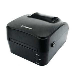 4-inch Thermal Transfer and Direct Thermal Label Printer דק'םם LK-B 24