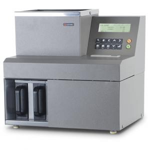 מכונה לספירה ובדיקת מטבעות CMX 20