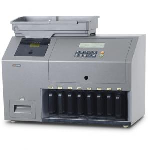 מכונה לספירה מיון ובדיקת מטבעות CMX 30