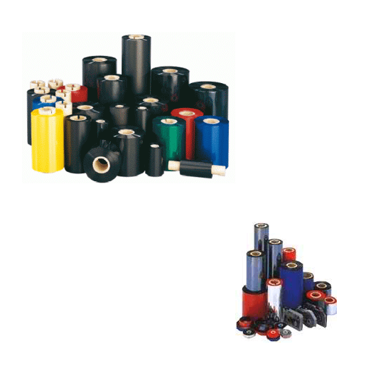 Thermal Transfer Ribbons For Barcode Label Printers
