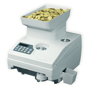 מכונת ספירת מטבעות