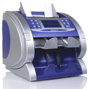 מכונה לספירה בדיקה ומיון שטרות MAGNER-150