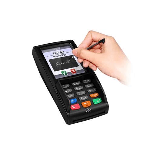 קורא אשראי PIN PAD EMV